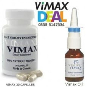 100% Original Vimax with Vimax Oil Just 3499/-