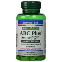 Nature's Bounty ABC plus 60 comprmidos - ABC Plus Multivitam in Pakistan