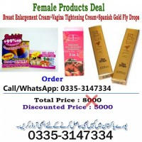 Buy Female Products Special Deal