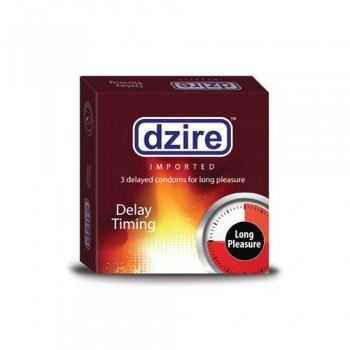 Dzire - Delay Timing Condom