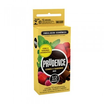 Prudence Mix - 12 Condoms By Herbal Medicos