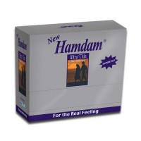 Hamdam Ultra Thin By Herbal Medicos