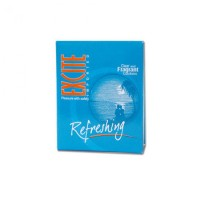 Excite Refreshing Condom (6 Condom) - Herbal Medicos