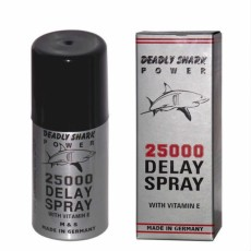 Deadly Shark 25000 Delay Spray in Pakistan