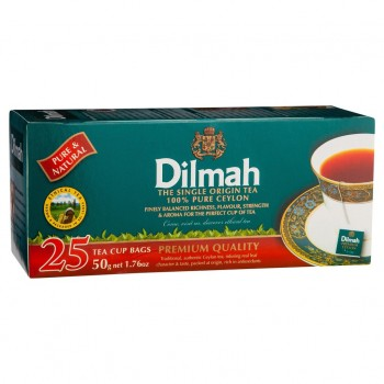 DILMAH ORIGNAL TEA 100% PURE CEYLON