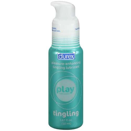 Durex Play Tingling Lubricant 50ml