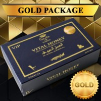Vital Honey With Caviar & Tongkat Ali Powder 12 Sachets x 15g