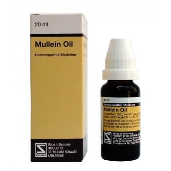 Dr.WILLMAR SCHWABE GERMANY Mullein Oil Schwabe