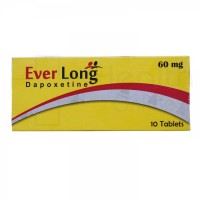 Everlong Tablets 60 mg 10's - Expiry 11-2021