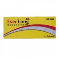 Everlong Tab 60 mg 10's - Expiry 11-2021