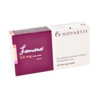 Femara 2.5 mg