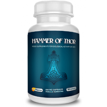 Hammer of Thor in Karachi - Herbal Medicos