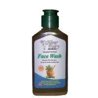 PACK OF 6 Herbal Face Wash
