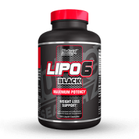 Nutrex Research Lipo 6 Black (New Formula) 120 caps