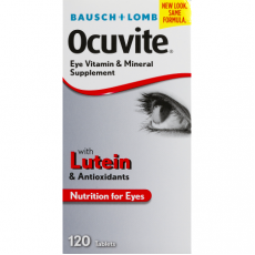 Ocuvite Lutein 120 Tablets
