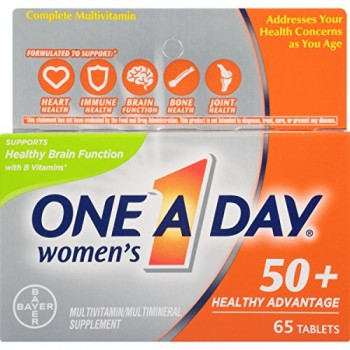 One A Day Women's 50+ Multivitamin