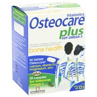 Osteocare Plus Dual Pack 84 Tablets - Vitabiotics