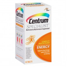 Centrum Specialist Complete Multivitamin Energy, Tablets