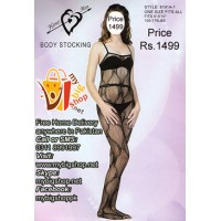 BODY STOCKING Nighty 8191A-1