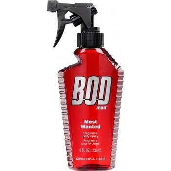 Bod Man Most Wanted Fragrance Body Spray 236ML