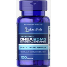 DHEA 25 mg 100 Tablets
