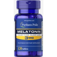 Melatonin 3 mg 120 Tablets