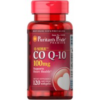 Q-SORB Co Q-10 100 mg 120 Rapid Release in Pakistan
