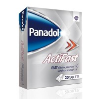 Panadol Actifast (imported)