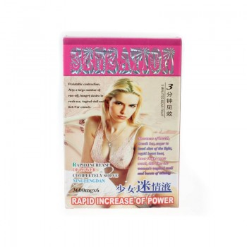 Sensation Rapid Increase Of Power-The Activator For Women