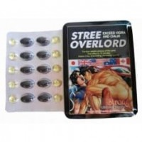 Stree Overlord Herb Sex Tablets for Men - Herbal Medicos