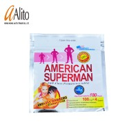 American Superman Pills - 4 Tablets