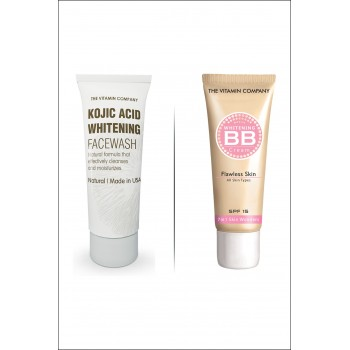 BB Cream (Buy 2 Get Kojic Face Wash Free) By Herbal Medicos