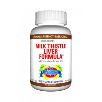 MILK THISTLE LIVER FORMULA BY HERBAL MEDICOS