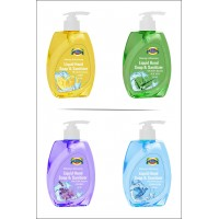 TVC Hand Wash 500 ml 4 Packs By Herbal Medicos