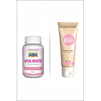Vita White + BB Cream Free By Herbal Medicos