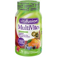 Vitafusion MultiVites Gummy Vitamins 70 Gummies