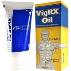 Original VigRX Oil For Men (Made in USA)