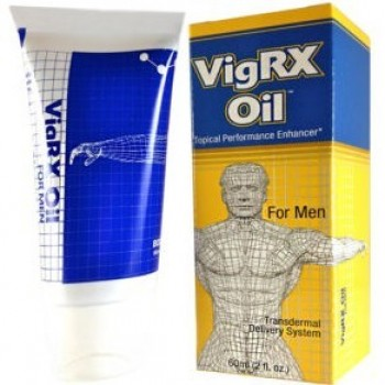 Original VigRX Oil For Men (Made in USA)