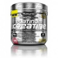 Muscletech - Platinum 100% Creatine 400 gram By Herbal Medicos