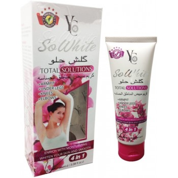 YC SO White Total Solution Whitening Cream