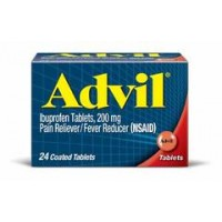 Advil Tablets (imported)