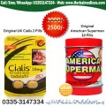 Deals Offer of American Superman 10 Pills with Cialis 20mg 2 Tablets