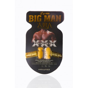 Big Men Power Timing Tablet for Men - USA