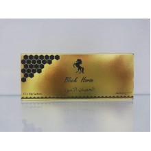 Black Horse Royal Honey 12 Sachets 10g