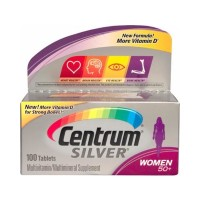 Centrum Women 50 Plus 100 Tablets - Herbal Medicos