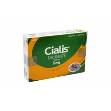 Cialis 5mg Price in Pakistan - 14 Tablets