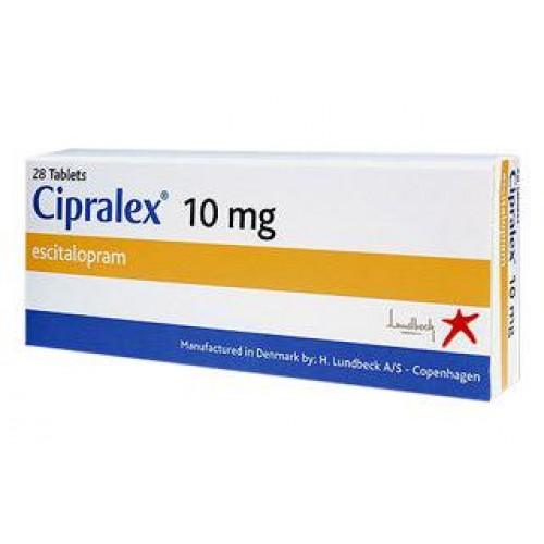 how to stop taking cipralex 10mg