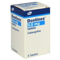 Dostinex in Pakistan - (0.5mg)