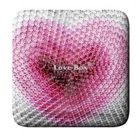 Durex Love Heart (3 condoms)