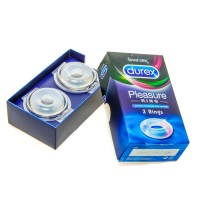 Durex 2 Pleasure Rings
